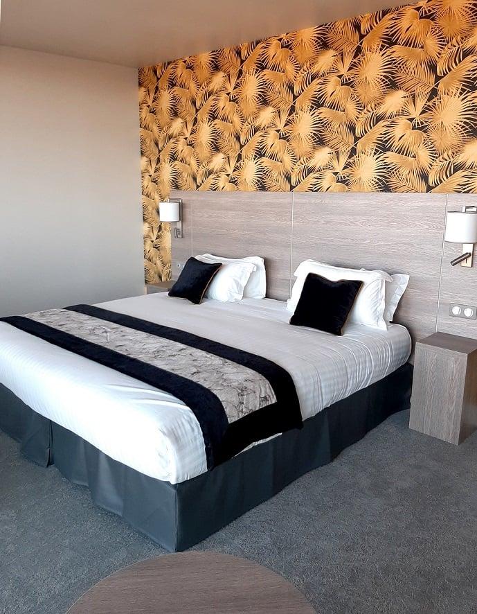 Hotel Eden Spa Honfleur FR One fabrics 2