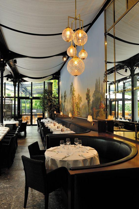 La Gare restaurant, 19 Chaussée de la Muette, 75016 Paris