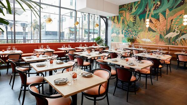 Red Herring restaurant from clever magazine