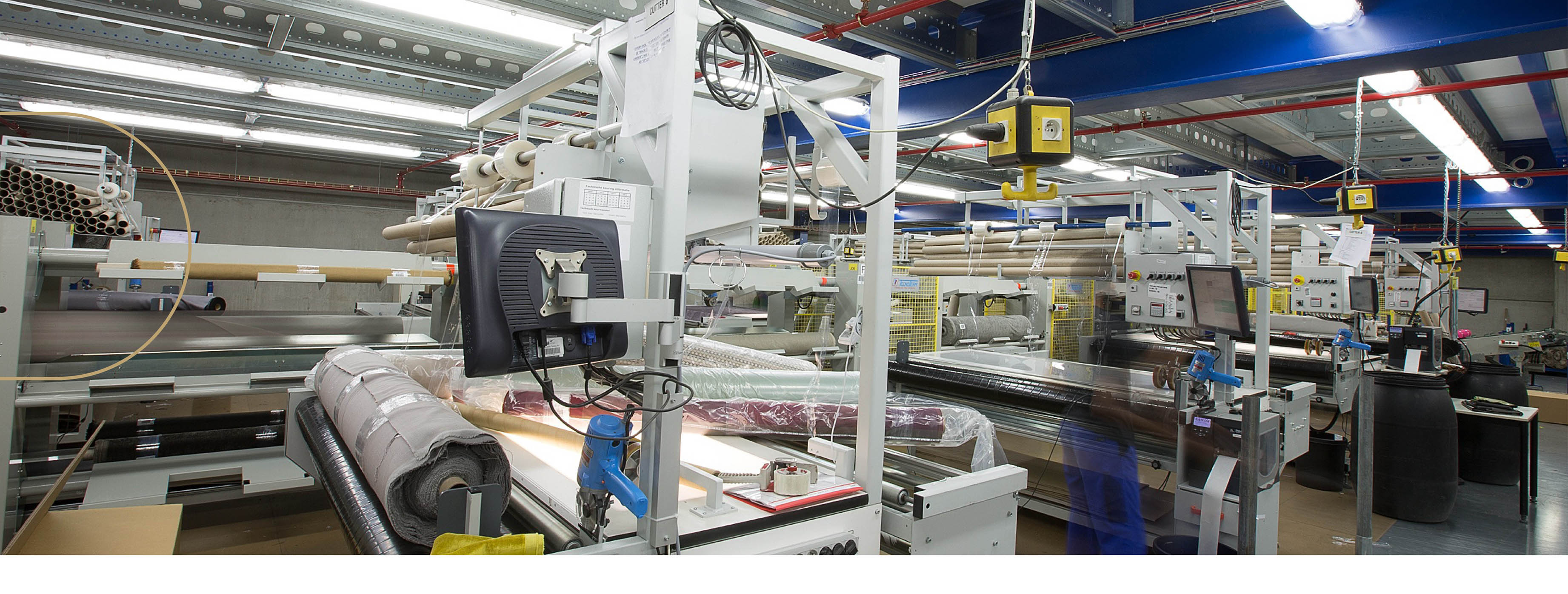 How automation is future proofing the FR fabrics industry