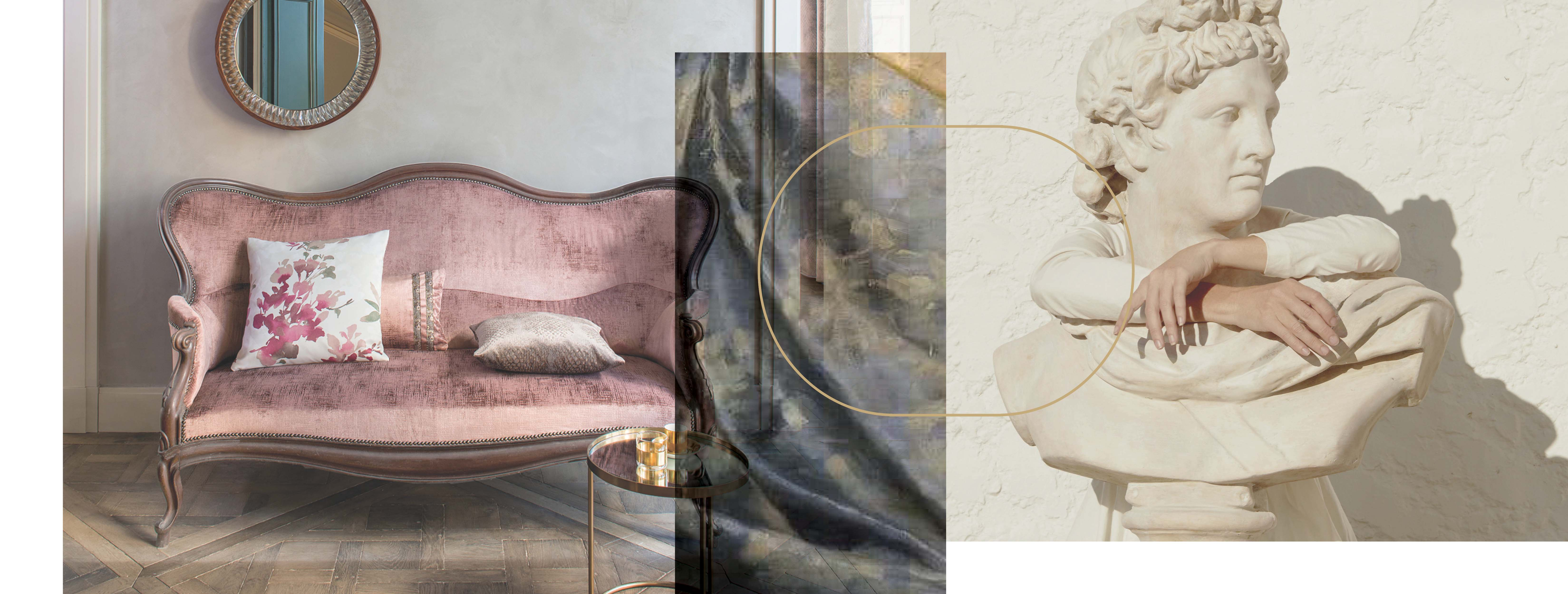 History in the making: 5 ways to bring our key trend 'Mining The Past' to your interior projects