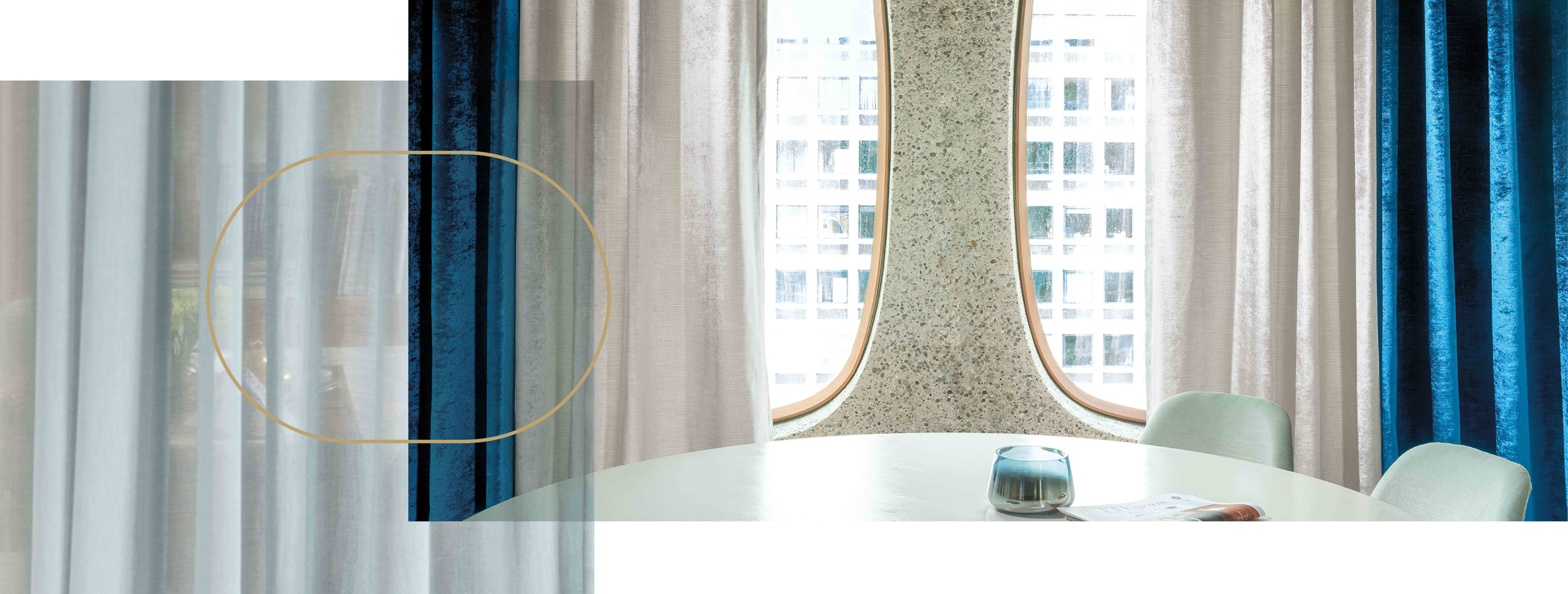 Regal Velvet FR fabrics to enhance every interior