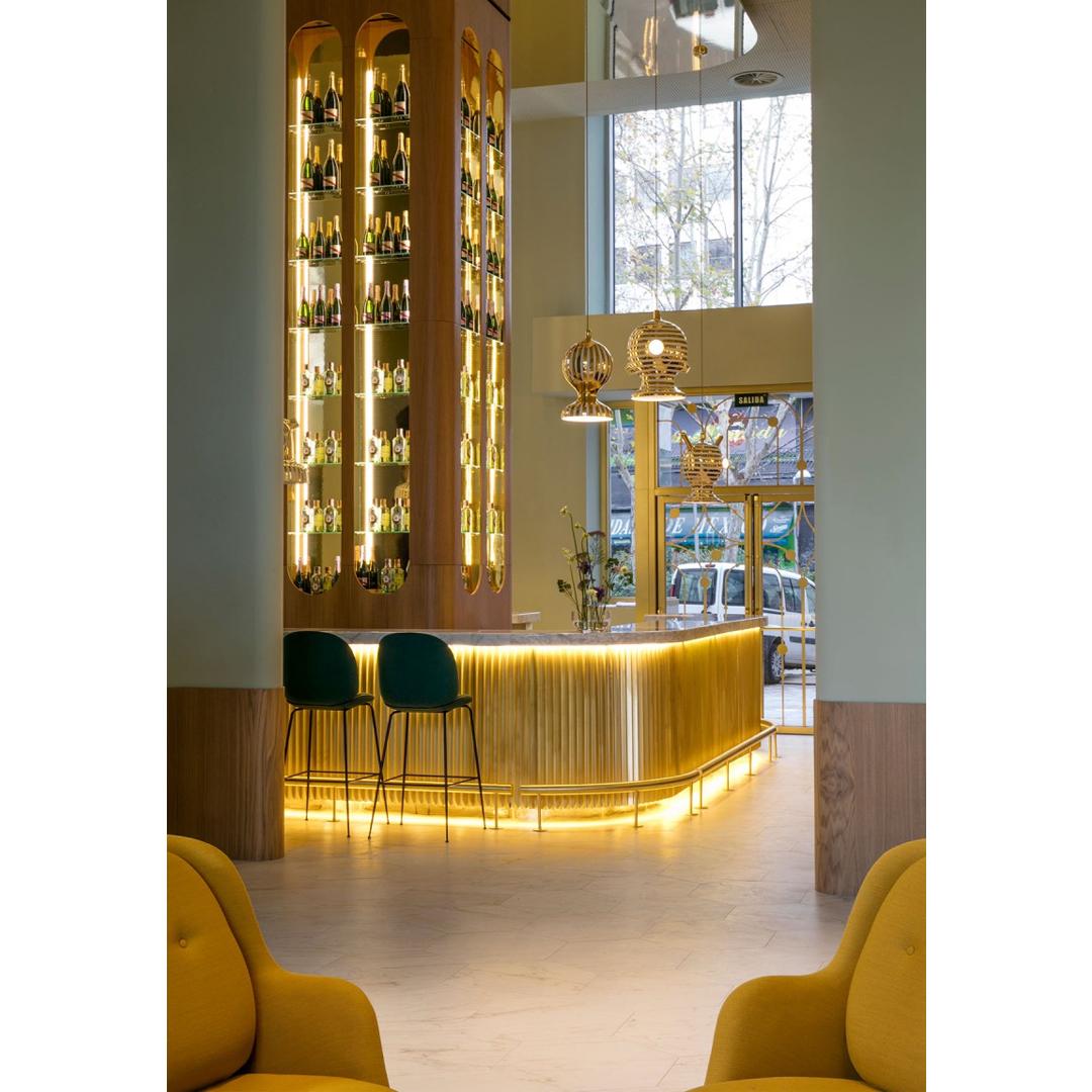 Barceló Torre de Madrid Hotel
