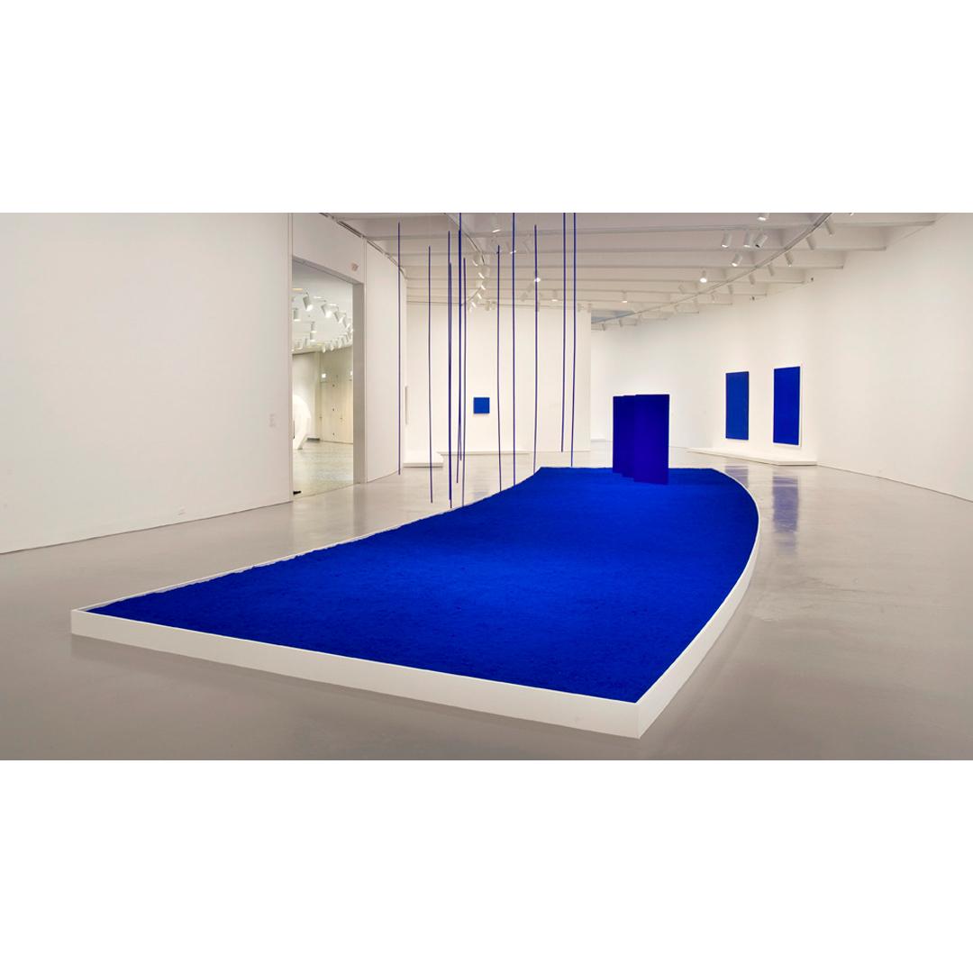 Exhibition Yves Klein