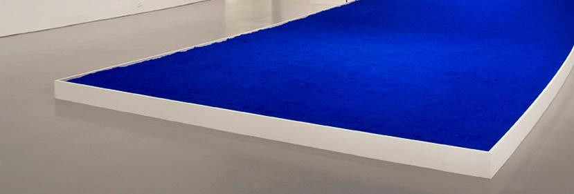 FROne  Furnishing Fabrics  Yves Klein Blue2