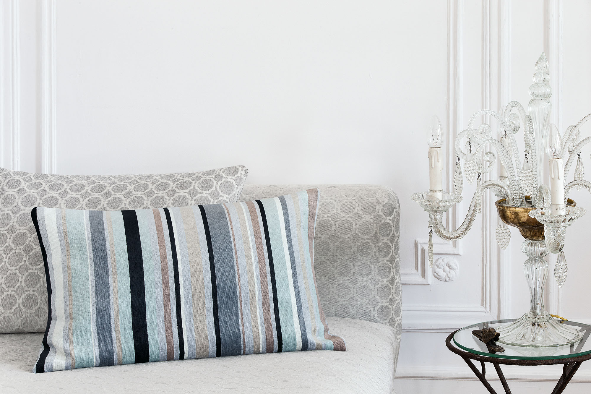 Durable upholstery for sofas and cushions