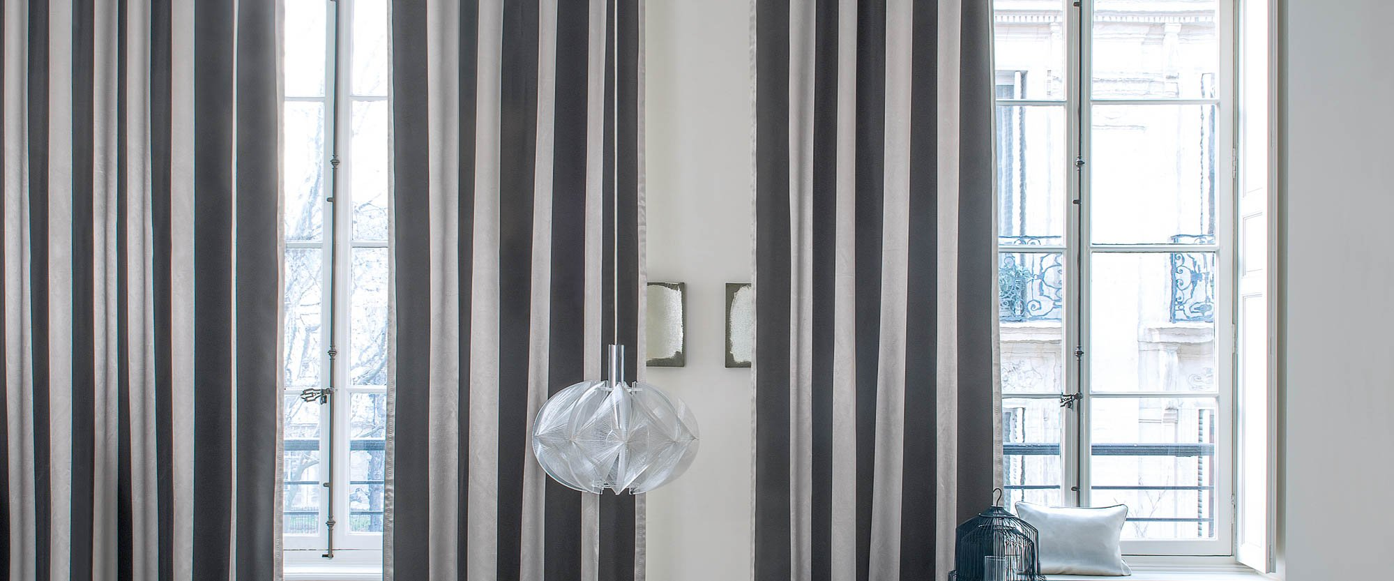 Dim out striped Grandioso collection